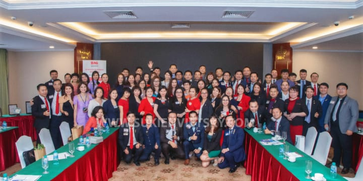 Tổ chức hội nghị chuyên nghiệp tại HCM I Hội nghị xúc tiến thương mại