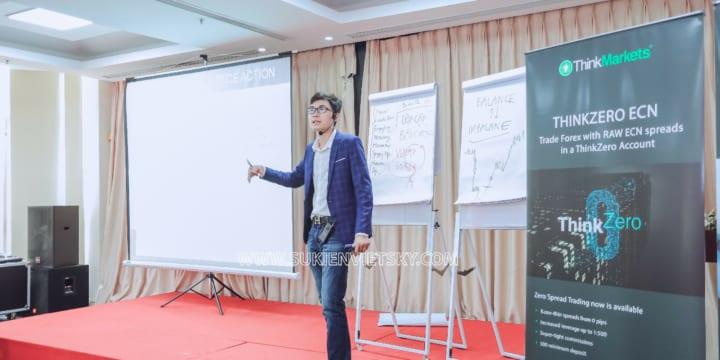 Dịch vụ tổ chức hội thảo tại HCM I EVENT THINKMARKET