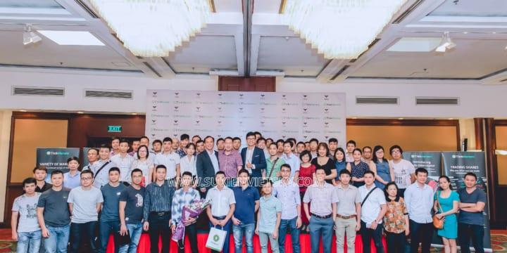 Tổ chức hội thảo chuyên nghiệp tại HCM I Hội thảo EVENT THINKMARKET