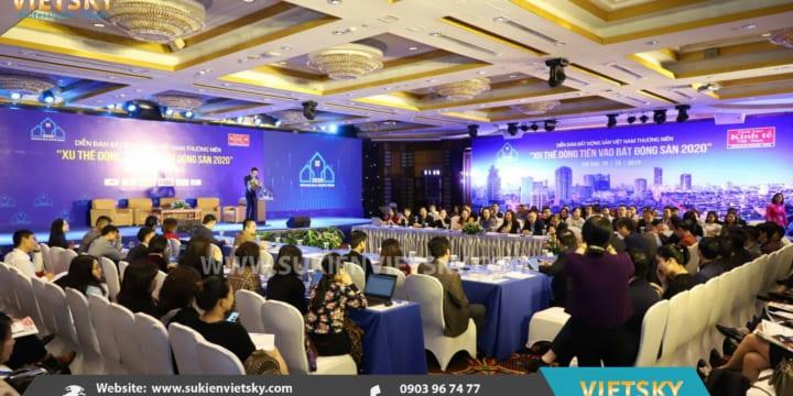 Tổ chức hội thảo chuyên nghiệp giá rẻ tại HCM