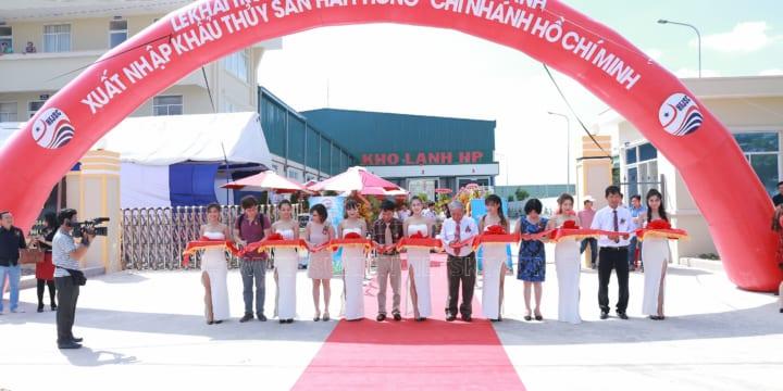 Tổ chức lễ khai trương công ty chuyên nghiệp tại Tây Ninh I Công Ty Thủy Sản Hải Phòng