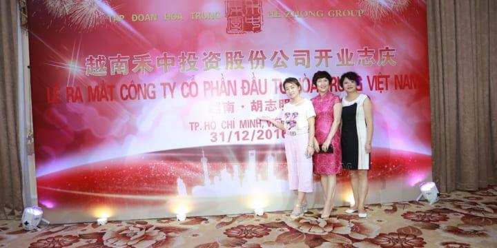 Tổ chức sự kiện ra mắt công ty tại HCM I Lễ Ra Mắt Công Ty Hòa Trung