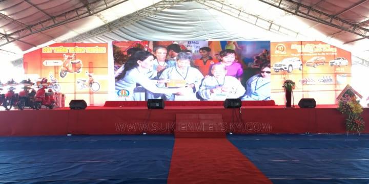 Tổ chức sự kiện chuyên nghiệp tại HCM I Lễ Mở Bán Đất Kim Oanh