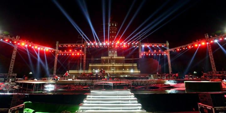 Tổ chức sự kiện lễ hội chuyên nghiệp tại HCM I Khánh Thành Cột Cờ Cà Mau