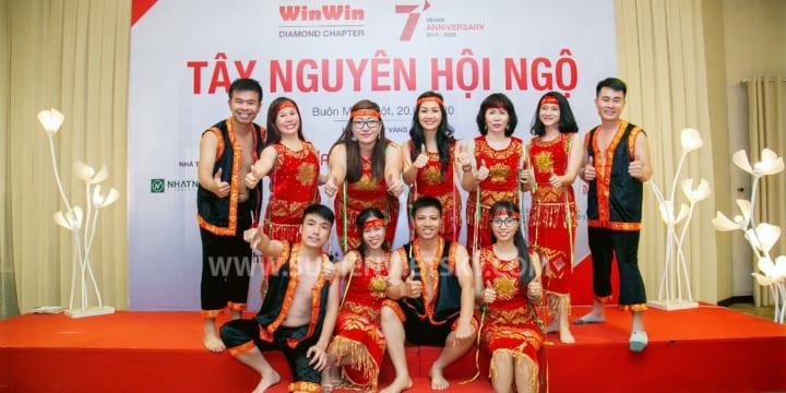 Tổ chức gala dinner chuyên nghiệp giá rẻ tại HCM, Hà Nội