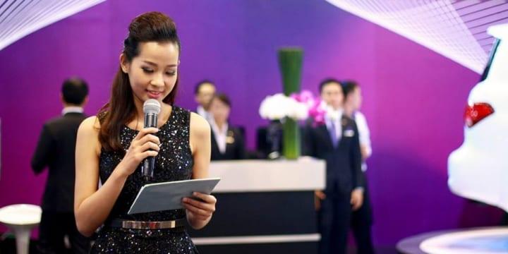 Dịch vụ cung cấp MC, Cho thuê MC chuyên nghiệp tại HCM, Hà Nội