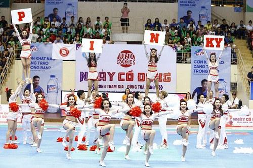 Cho thuê vũ đoàn chuyên nghiệp tại HCM, Hà Nội, Đà Nẵng