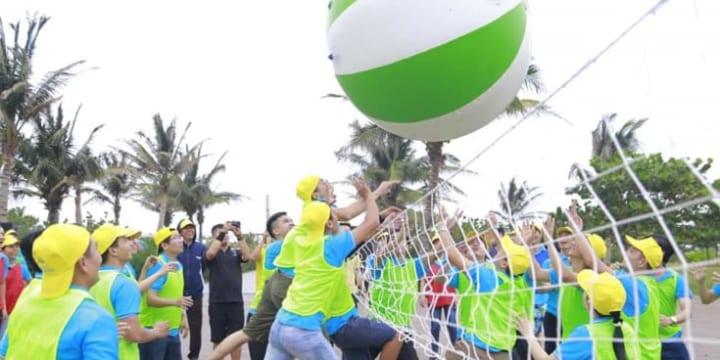 Công ty tổ chức Team building giá rẻ tại HCM, Hà Nội, Đà Nẵng