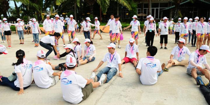 Dịch vụ tổ chức teambuilding chuyên nghiệp tại Tây Ninh