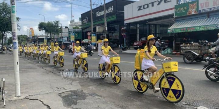 Công ty tổ chức Road Show giá rẻ tại Đồng Nai