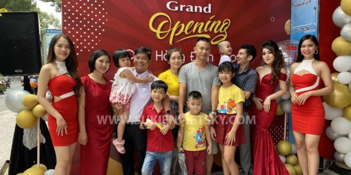 Công ty tổ chức lễ khai trương chuyên nghiệp tại An Giang