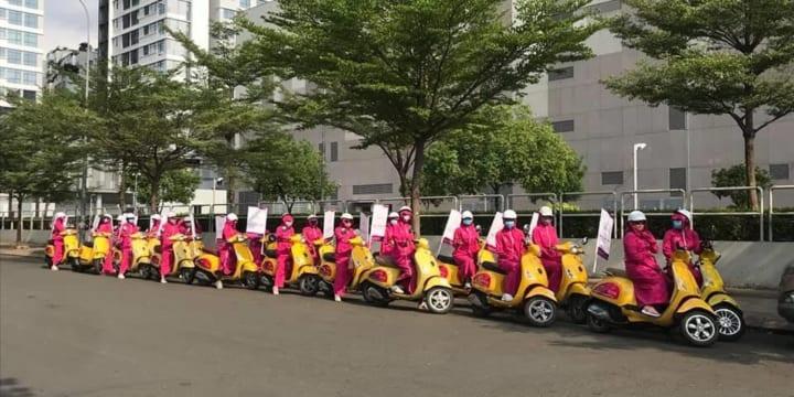 Công ty tổ chức Road Show giá rẻ tại Bà Rịa- Vũng Tàu