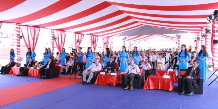 Công ty tổ chức lễ khai trương, khánh thành tại Thái Nguyên