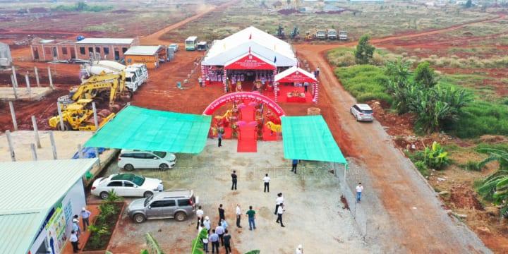 Công ty tổ chức lễ khởi công giá rẻ tại KCN Bình Xuyên, Vĩnh Phúc