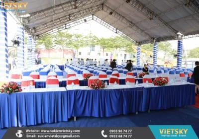 Công ty tổ chức lễ khởi công giá rẻ tại KCN Bá Thiện, Vĩnh Phúc