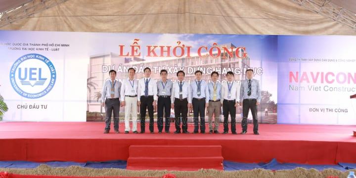 Công ty tổ chức lễ khởi công giá rẻ tại KCN Nam Tân Phước, Tiền Giang