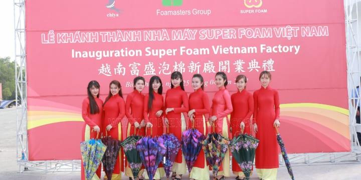 Công ty tổ chức lễ khai trương, khánh thành tại An Giang