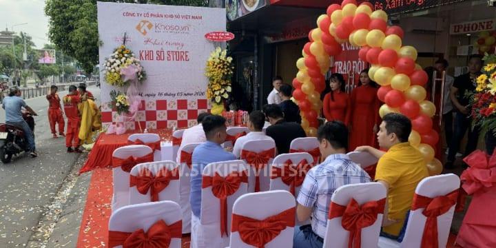 Khai trương | Công ty tổ chức lễ khai trương tại Bình Phước