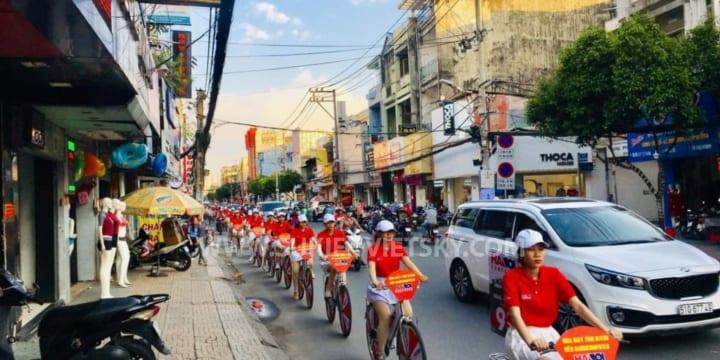 Road Show | Công ty tổ chức Road Show tại Đồng Nai