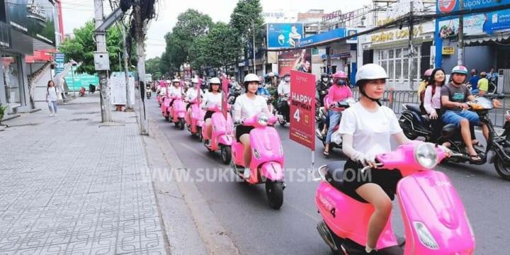Road Show | Công ty tổ chức Road Show tại Bình Phước