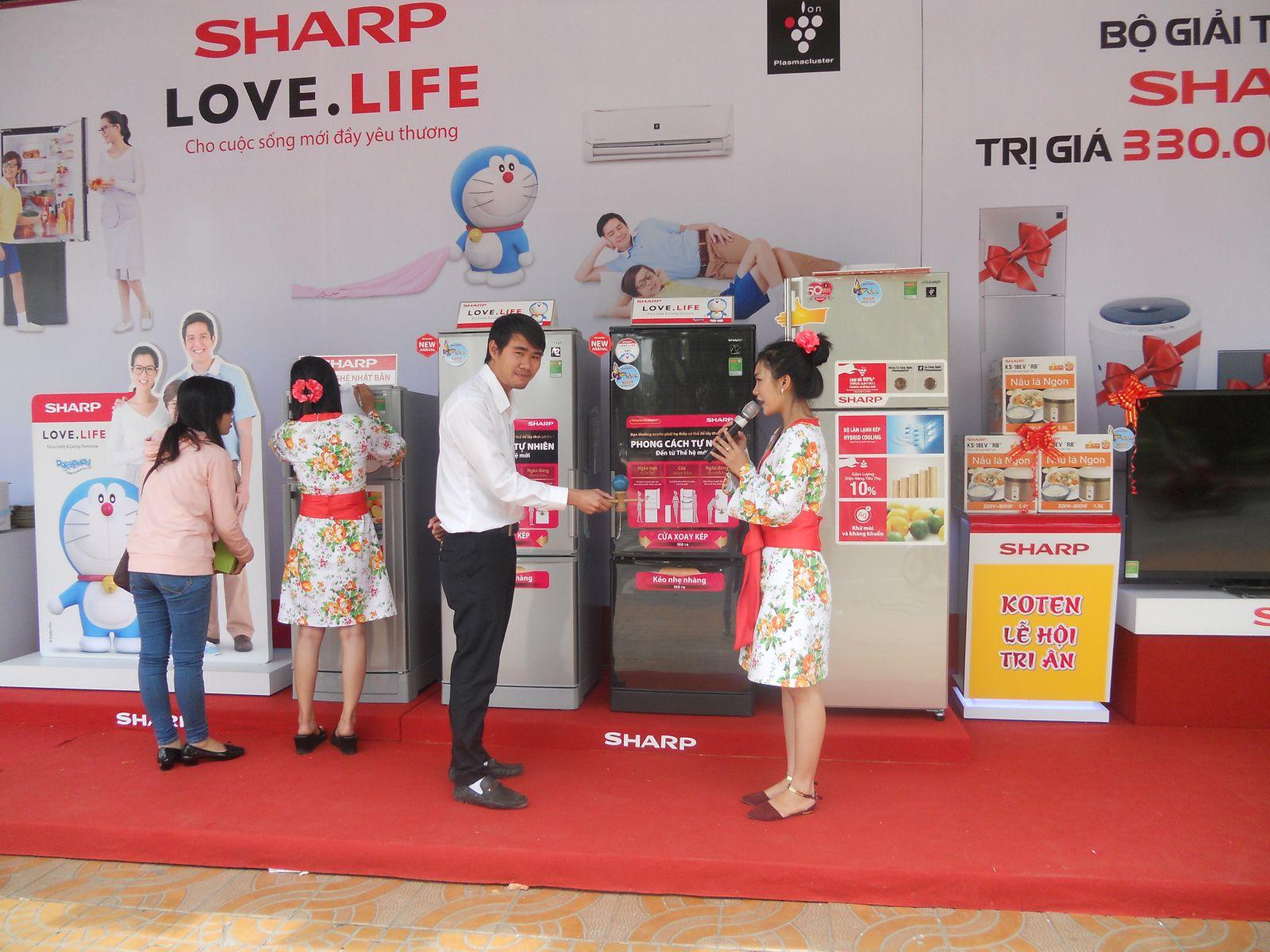 Công ty tổ chức Activation giá rẻ  tại Bà Rịa- Vũng Tàu