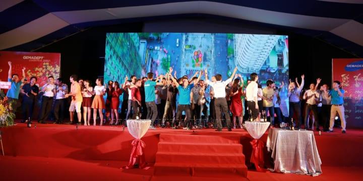 Công ty tổ chức tiệc tất niên giá rẻ Bình Phước