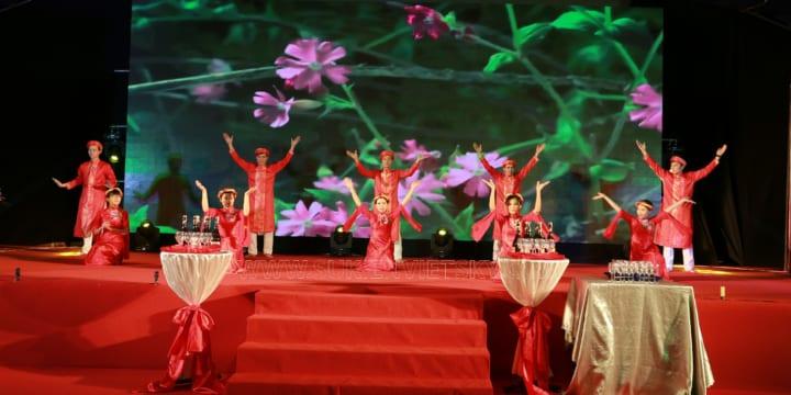 Tổ chức sự kiện chuyên nghiệp tại Long An