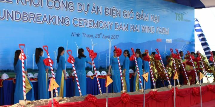 Công ty tổ chức lễ khởi công giá rẻ tại KCN Hoà Phú, Vĩnh Long