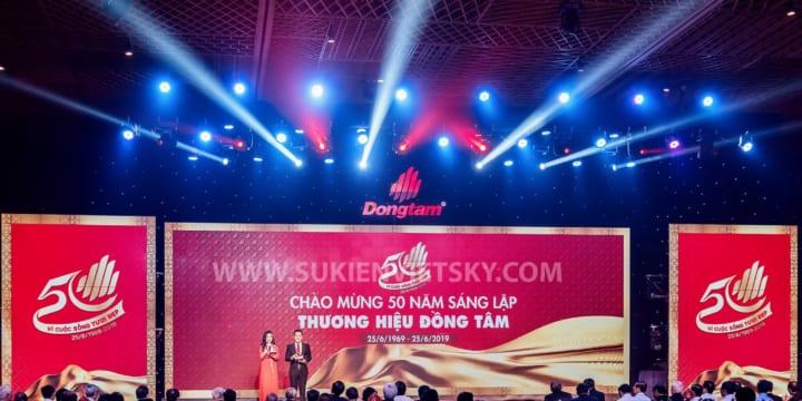 Công ty tổ chức lễ kỷ niệm thành lập chuyên nghiệp tại Hồ Chí Minh.