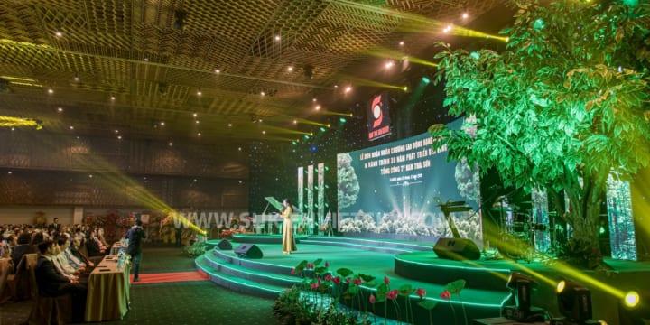 Dịch vụ tổ chức lễ kỷ niệm thành lập chuyên nghiệp tại Tuyên Quang.
