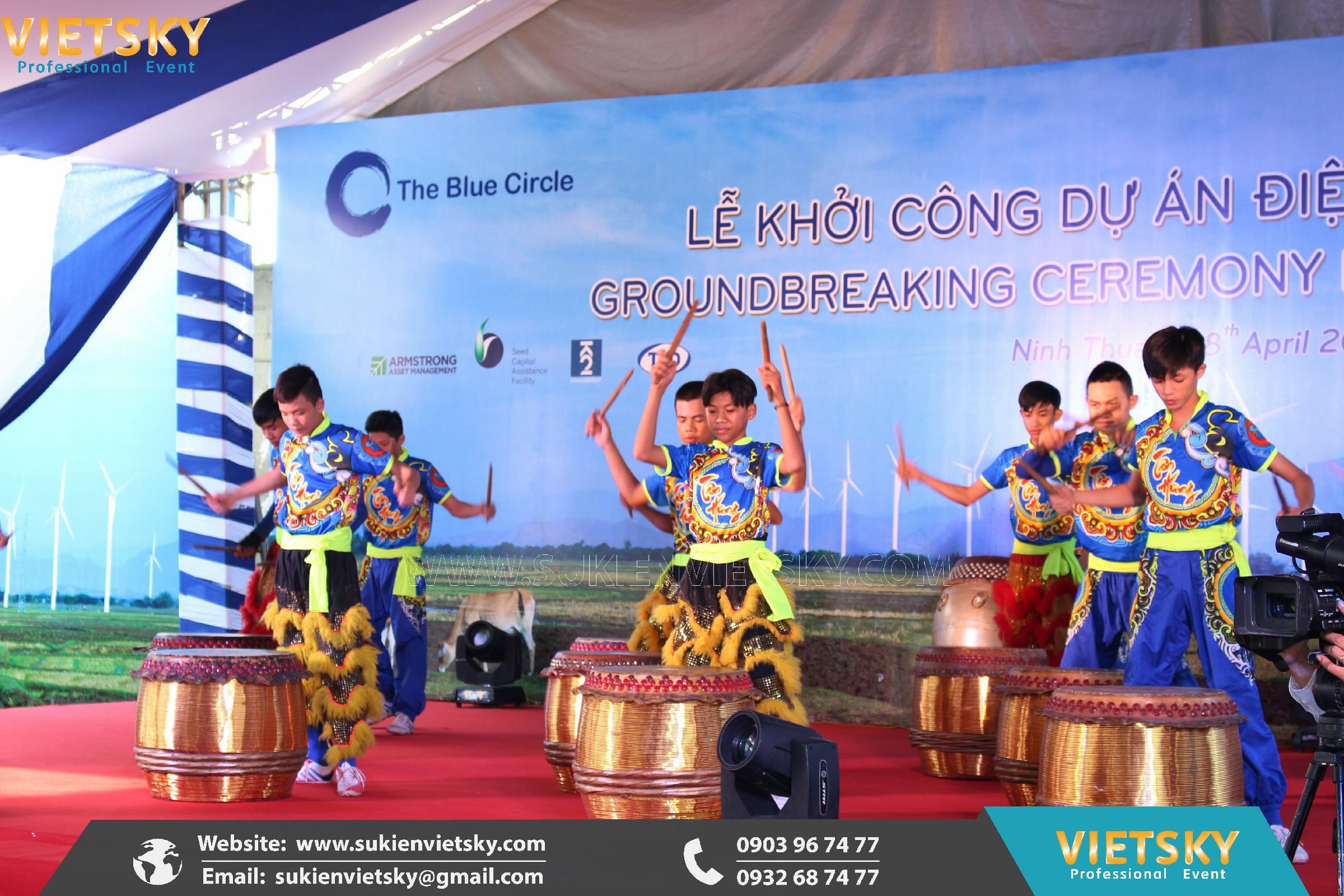 Dịch vụ tổ chức lễ khởi công chuyên nghiệp tại Tuyên Quang