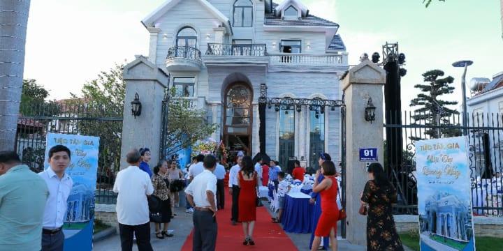 Dịch vụ tổ chức tiệc tân gia chuyên nghiệp tại Bà Rịa – Vũng Tàu