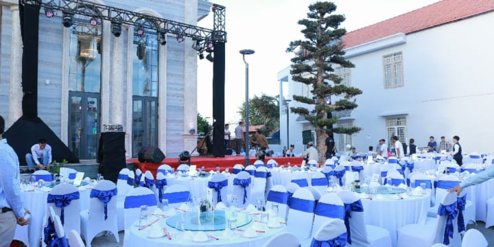 Công ty tổ chức lễ tân gia tại Bạc Liêu