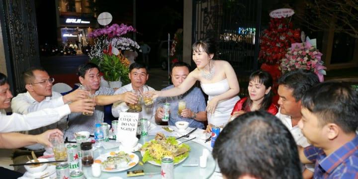 Dịch vụ tổ chức tiệc tân gia chuyên nghiệp tại Đà Nẵng