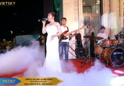 Công ty tổ chức tiệc tân gia chuyên nghiệp tại Yên Bái