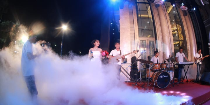 Công ty tổ chức tiệc tân gia chuyên nghiệp tại Thành phố Hồ Chí Minh