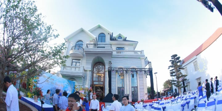 Dịch vụ tổ chức tiệc tân gia chuyên nghiệp tại Thành phố Hồ Chí Minh